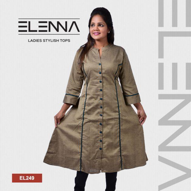 Handloom Elenna Top EL249