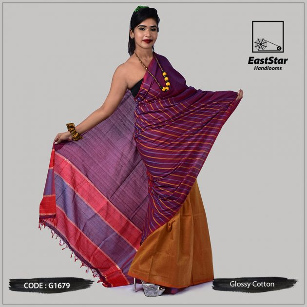 Handloom Glossy Cotton G1679