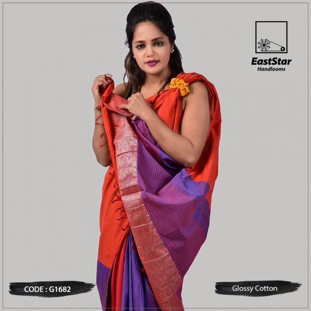 Handloom Glossy Cotton G1682