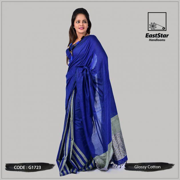 Handloom Glossy Cotton G1723