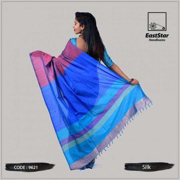 Handloom Silk Saree 9621