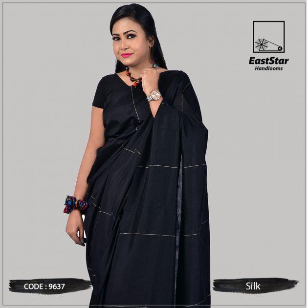 Handloom Silk Saree 9637