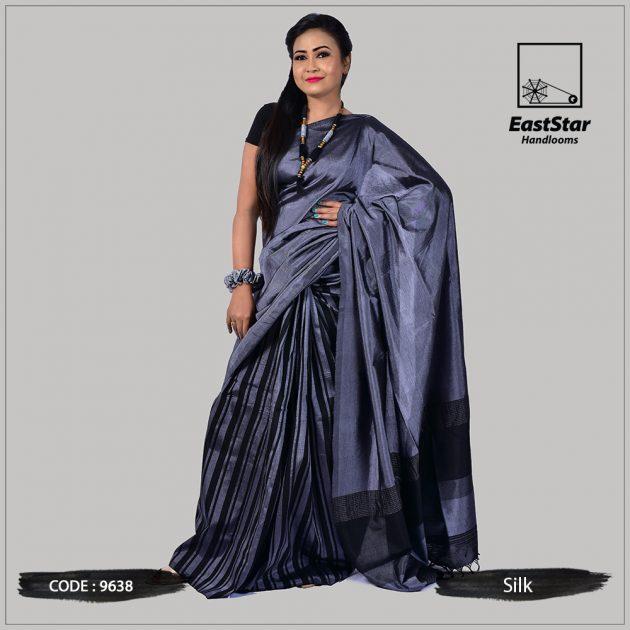 Handloom Silk Saree 9638