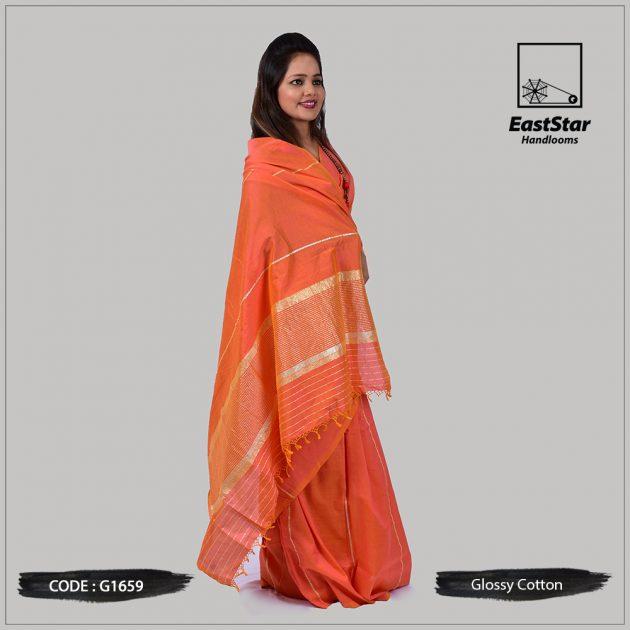 Handloom Glossy Cotton G1659