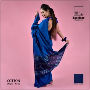Handloom Cotton Saree 6559