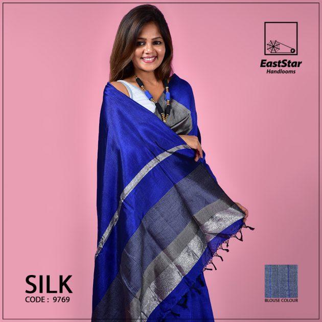 Handloom Silk Saree 9769